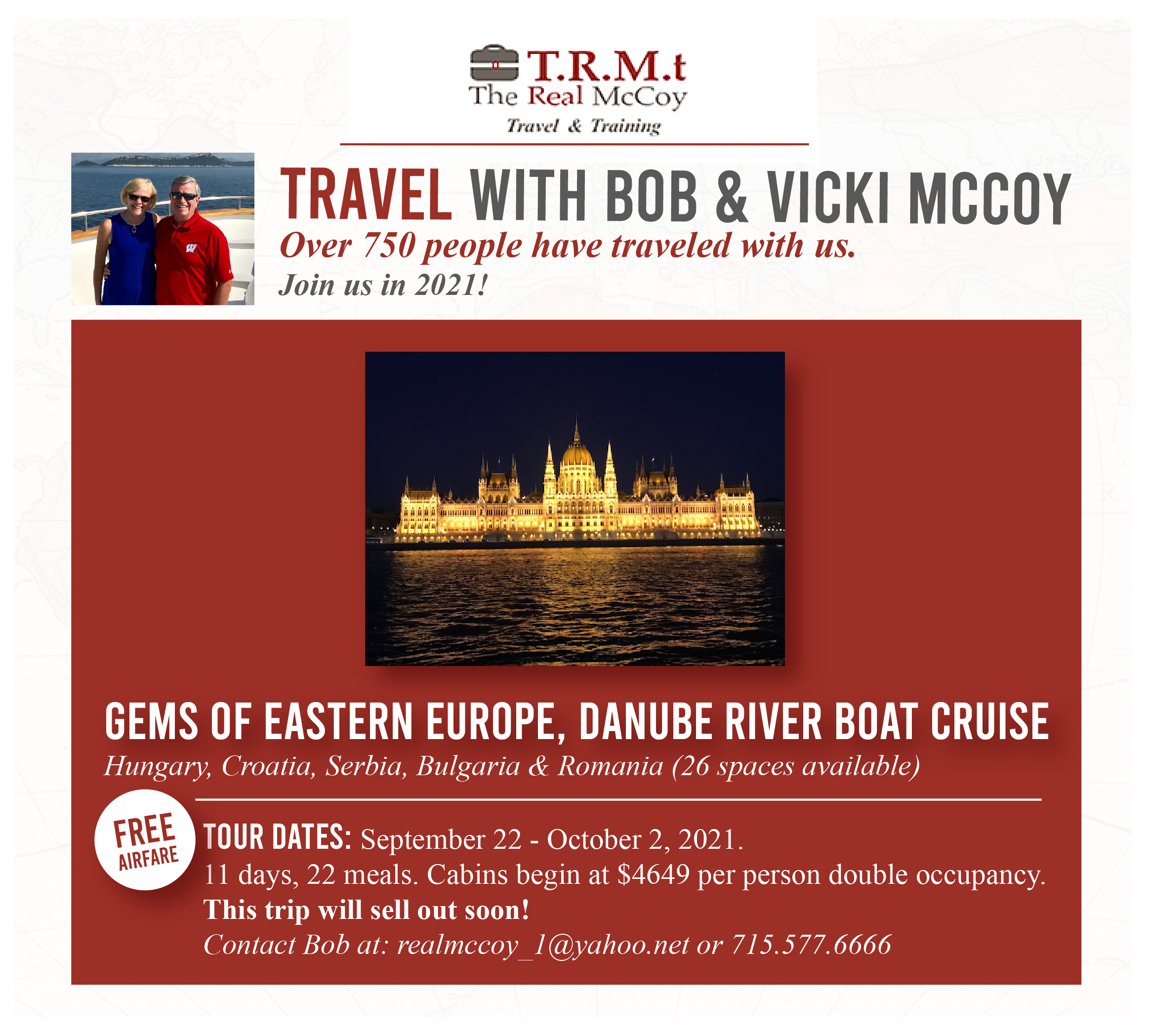 The Real McCoy Travel
