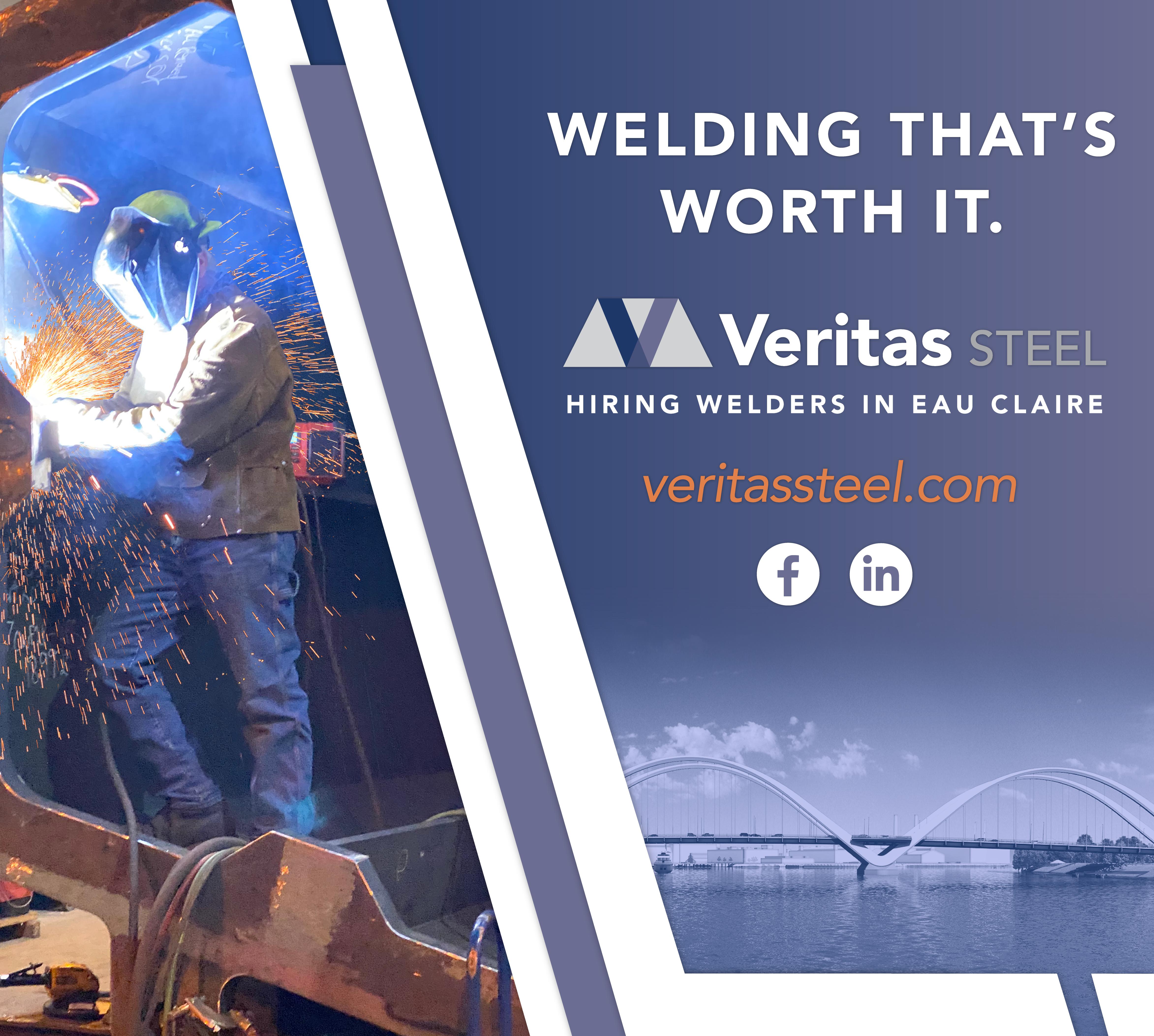 Veritas Steel